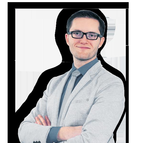 Specjalista ds. klienta kluczowego<br />Daniel Kisson