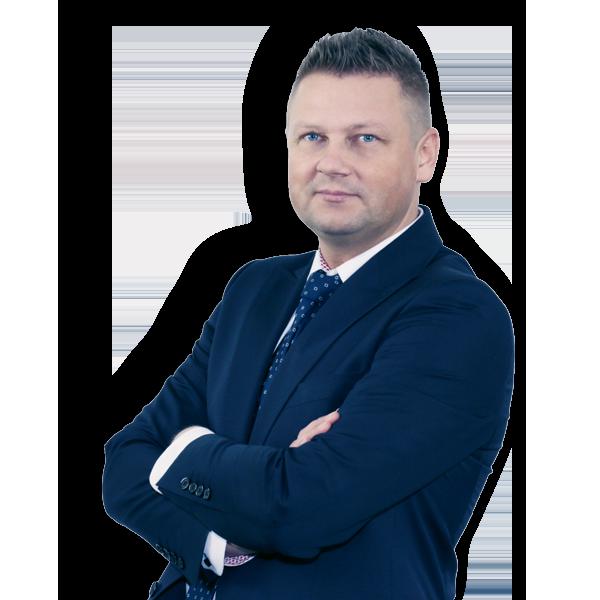 Specjalista ds. klienta kluczowego<br />Henryk Wawrzyński