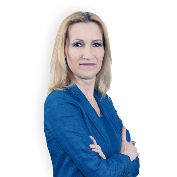 Specjalista ds. klienta kluczowego<br />Iwona Napiórkowska