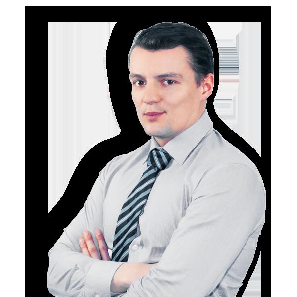 Specjalista ds. klienta kluczowego<br />Piotr Łysik