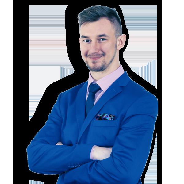 Specjalista ds. klienta kluczowego<br />Piotr Rusinowski