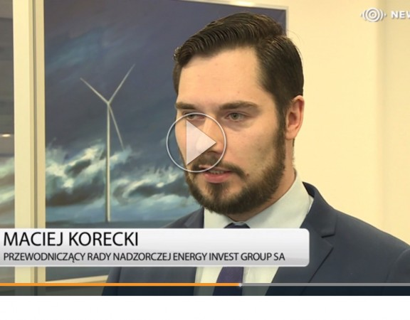 Maciej Korecki-Energy Invest Group