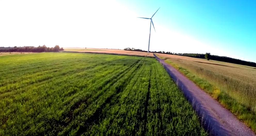 Po co buduje się<br />elektrownie wiatrowe?